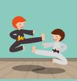 kids sport activity image vector image
