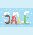 promotion shopping online colo vector image vector image
