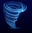 shining illuminated vector image