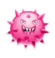herpes virus vector image vector image