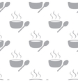 New Lunch time seamless pattern vector image vector image