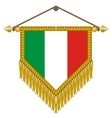 flag of italy vector image vector image