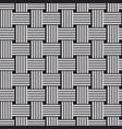 sennit twist seamless pattern vector image