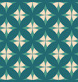 abstract geometric tiles seamless pattern vector image vector image