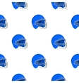 Helmet icon cartoon Single sport icon from the vector image vector image
