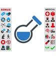 Retort Icon vector image vector image