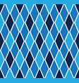 blue argyle harlequin seamless pattern vector image vector image