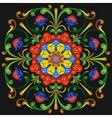 Folk pattern 1 vector image vector image