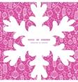 holiday lanterns line art Christmas snowflake vector image vector image