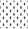 three balls ice cream pattern seamless vector image vector image