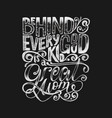 hand drawn lettering phrase for mother day on the vector image vector image