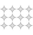 seamless geometric pattern stylish texture vector image