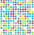 bright rhombus seamless pattern vector image vector image