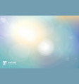 abstract background landscape nature sunrise vector image