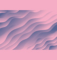 abstract background pink and blue gradient wave vector image vector image