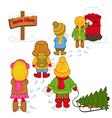 Children send letters to Santa Claus
