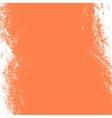 orange cardboard texture vector image