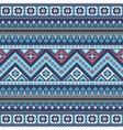 Aztec pixel seamless pattern Ideal for printing vector image vector image