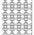 filigree pattern vector image vector image