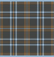 plaid pattern seamless texture vector image vector image
