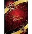 abstract celebrate background vector image vector image
