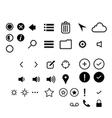 minimalist ui icons