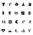 Video Game Icons 2 vector image