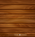 wood background brown wooden planks vector image vector image