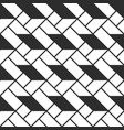 Checkered abstract colored triangles seamless
