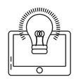 technoogy computing cartoon vector image