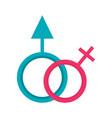 wedding love symbol icon vector image