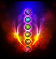 aura and chakra meditation