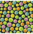 candy seamless pattern vector image
