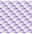 Pattern for background of round vector image vector image