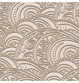 Abstract beige pattern vector image