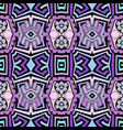 colorful ornamental greek seamless pattern vector image vector image