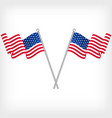 national symbols of the united states vector image