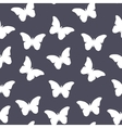 Butterfly Seamless Simple Pattern Background