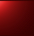 abstract red gradient radial background vector image vector image