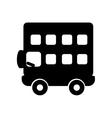 bus kid toy vector image vector image