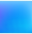 Halftone background Cyan blue and lilac color vector image vector image