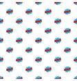 comic boom gulp pattern seamless vector image vector image