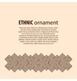 design ornament elements vector image vector image