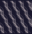 seamless pattern of lines vector image vector image