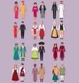 Set of National Costumes Design