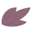 Wing icon cartoon style vector image vector image