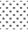 comic boom crack pattern seamless vector image vector image