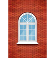 pvc arch window vector image