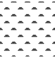 Brickwork pattern simple style vector image