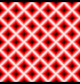 black and red chessboard abstract geometric vector image